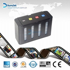 Surejet ciss tank for epson for hp for brother for canon