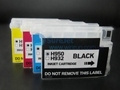 refill ink cartridge for hp950 used for