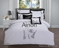 Beautiful Bedding Set with Duvet Cover