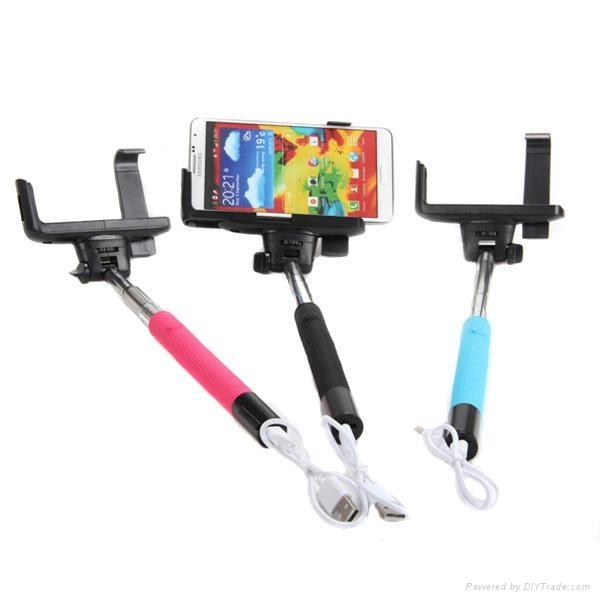 extendable bluetooth selfie stick ghs 701 ghs china manufacturer othe. Black Bedroom Furniture Sets. Home Design Ideas