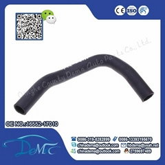 rubber coolant hose