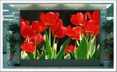 p4 indoor full color led display from Shenzhen manufacturer