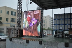 P6 indoor full color led screens