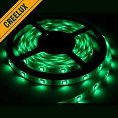 Best quality home led lighting green cheap led strip light
