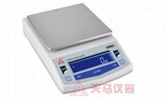 TD50001方秤盘金属外壳液晶显示电子天平