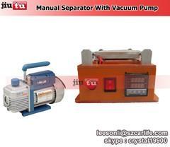 9TU-D010 (Manual Lcd Separator With Vacuum Pump)
