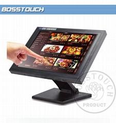 15寸触屏显示器