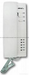 楼宇对讲机非可视室内分机