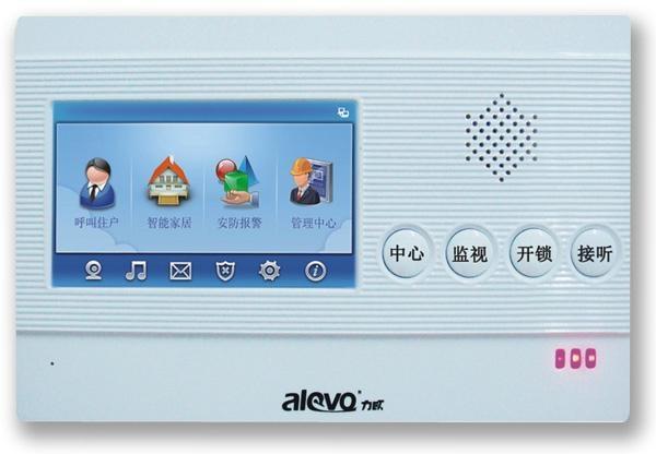 力歐 ATX88SD64 可視對講室內分機 1