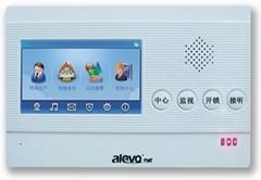 力歐 ATX88SD64 可視對講室內分機