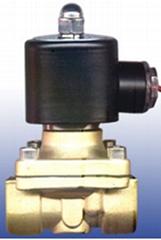 2W系列水 汽 油 燃气电磁阀