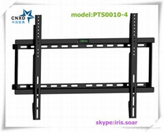 32- to -65 inch LCD TV mount tv bracket with 50kg maximum loading capacity