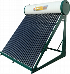 Westech solar water heater solar vacuum tube collector heat water