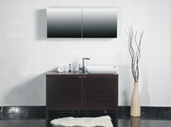 bathroom furniture bathroom cabinet hotel bathroom vanity MDF PVC MFC Solid wood
