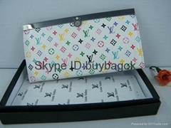 Wholesale men wallets lv wallets lady wallet women wallets lv Key chain lv purs