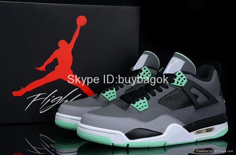 Discount jordan shoes Air Jordan 4 retro Fear j1 J6 j11 j12 j13