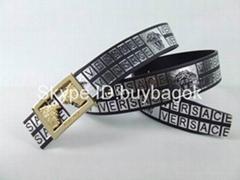 2014 VERSACE belts designer belts for men women genuine leather belt Men's belts