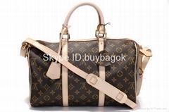 Wholesale true leather handbags lv handbags lv purs 1:1 quality