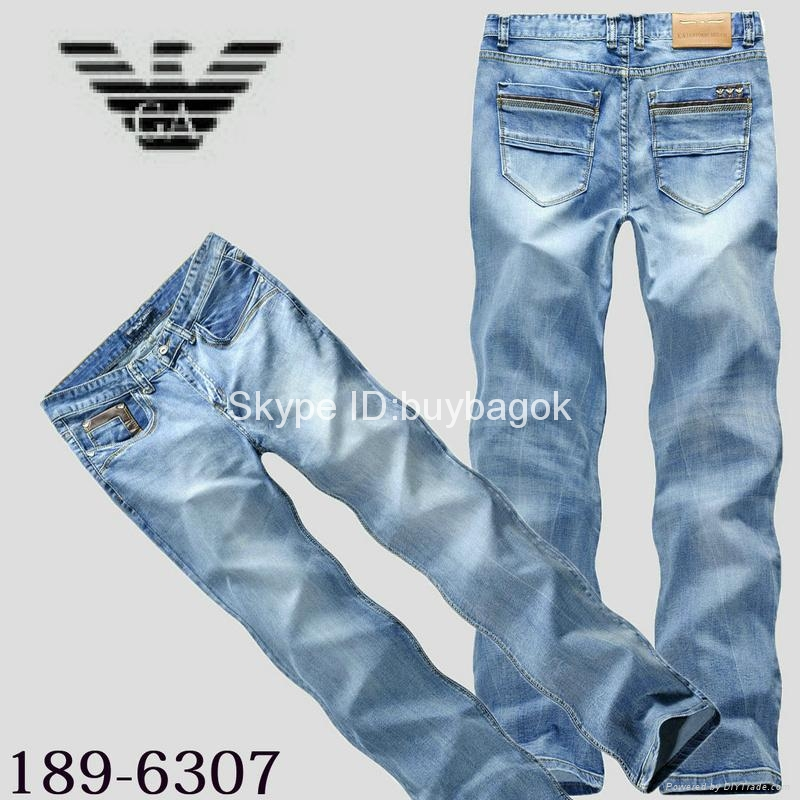 Wholesale armani cheap jeans low price armani jeans mens jeans top ...