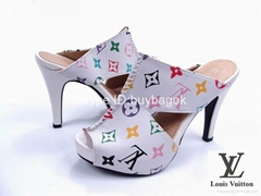 Wholesale cheap LV Sandals womens slippers ladies Sandals AAA quality (Hot Product - 1*)