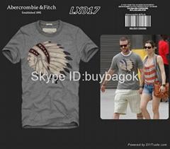 Cheap t-shirts Abercrombie & Fitch t-shirts AF t-shirt  mens t-shirts