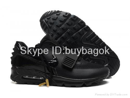 uk availability 5872d d3d01 Nike Air Max Yeezy On Feet Shoes Nike Jordan Trunner 11 Lx Grey