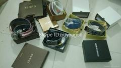 Wholesale belts Gucci belts leather make men belts top quality