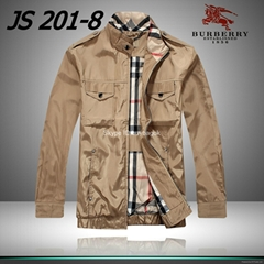 Wholesale BURBERRY jackets BURBERRY mens coats  1:1 quality