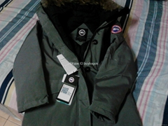 The factory Canada Goose Kensingt 2014 Women's shelburne Womens Constable Parka