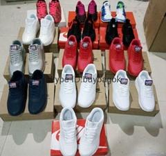 2015 Nike air max 90 HYPERFUSE USA flag Premium EM sport shoes Nike sneakers