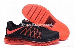 wholesale Nike AIR MAX 2015 mens sneakers nike sport shoes best quality
