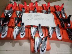 Nike soccer shoes Mercur