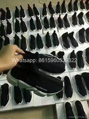 Factory direct wholesale Balenciaga socks shoes women's shoes 1:1 quality