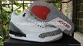 Wholesale Air Jordan shoes 3 mens shoes