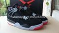 Air Jordan shoes  4 retro Fear aj5 aj6
