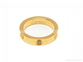 Wholesale jewelry Cartier earrings ring Cartier necklace bracelet 1:1 quality 8