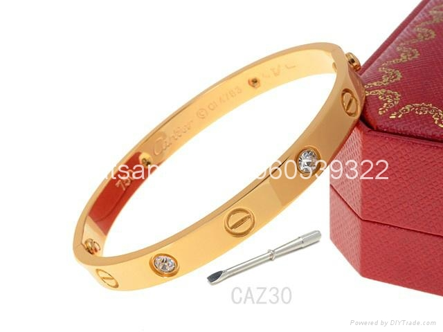 Wholesale jewelry cartier earrings ring cartier necklace for How can i tell if my jewelry is real gold