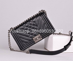 Wholsale popular handbags Sheepskin