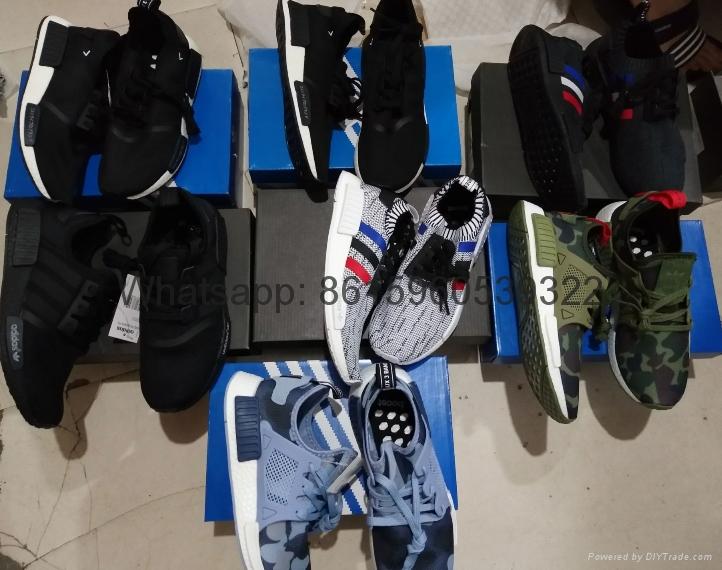 Nike air vapormax flyknit Boost 350 gucci Huarache Jordan basketball shoes 1:1  11