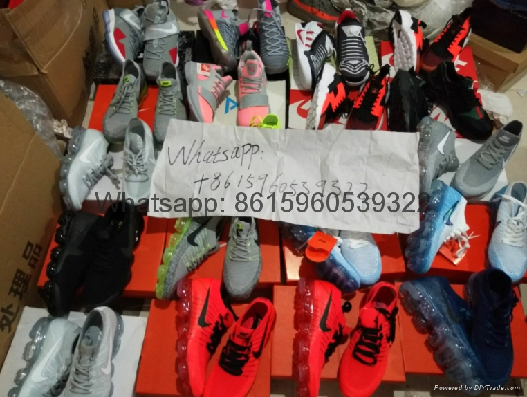 Nike air vapormax air max 2017 Boost yeezy 350v2 Jordan basketball shoes 1:1 1