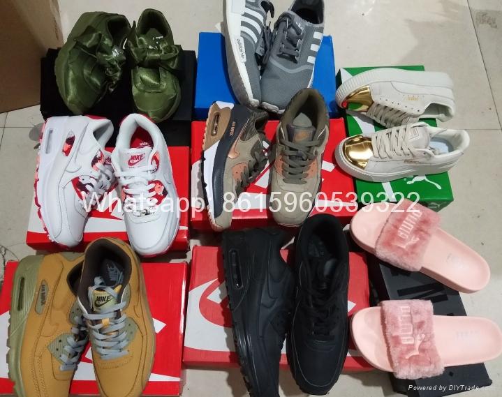 Wholsale Nike shoes Air Huarache air vapormax 2018 air max 90 yeezy 350v2 1:1  13