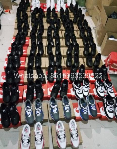 Wholsale Nike shoes Air Huarache air vapormax 2018 air max 90 yeezy 350v2 1:1  8
