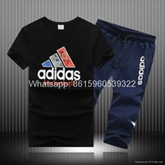 Wholesale gym suit adida