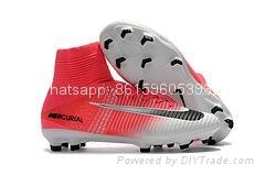 New !Wholesale NIKE MercurialSuperfly V MercurialX Proximo soccer/football shoes