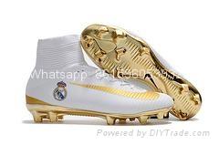 New !Wholesale NIKE MercurialSuperfly V MercurialX Proximo soccer/football shoes 2