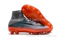 New !Wholesale NIKE MercurialSuperfly V MercurialX Proximo soccer/football shoes 12