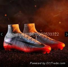 New !Wholesale NIKE MercurialSuperfly V MercurialX Proximo soccer/football shoes 14
