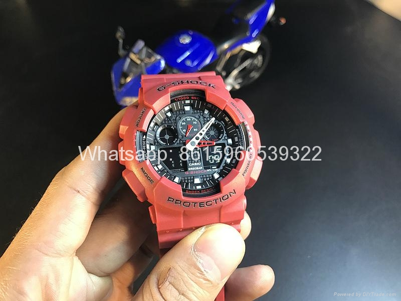 Wholesale casio G-shock GA-110 100 400 electronic watch good quality 10