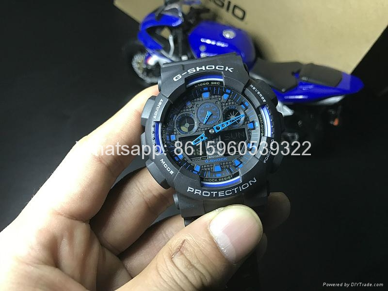 Wholesale casio G-shock GA-110 100 400 electronic watch good quality 12