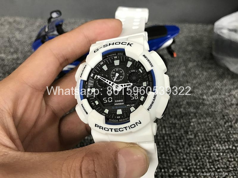 Wholesale casio G-shock GA-110 100 400 electronic watch good quality 13